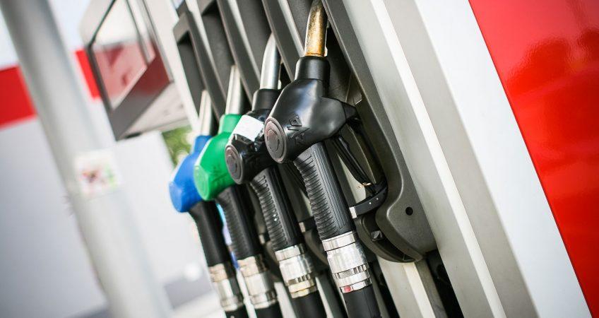 powiększony zbiornik paliwa do busa